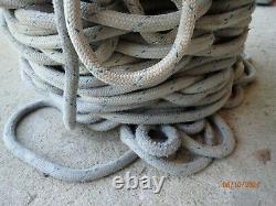 1/2 Double Braid Novabraid Novablue Premium Polyester Rope 555' Length