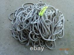 1/2 Double Braid Novabraid Novablue Premium Polyester Rope 590' Length