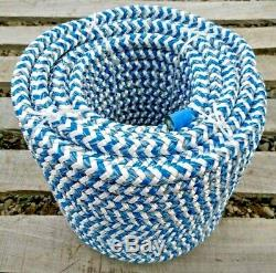 1/2 x 150' Strongest Arborist Bull Rope Tree Rigging Double Carrier Braided