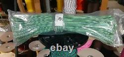 1/2 x 150 ft. Dendrolyne Double Braid Polyester Arborist / Industrial Rope Hank