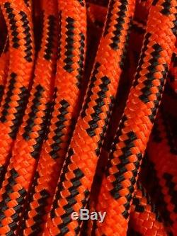 1/2 x 200 ft. Tight Double Braid Industrial/Utility/Rigging Polyester Rope