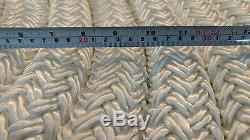 1,300' spool of 48mm (2) nylon double braid rope mooring line