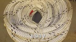 1 x 125' Double Braid Dyneema Rope, Hoist Line, Rigging Line, Mooring Line