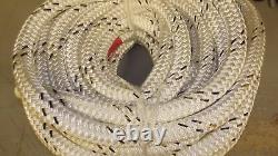 1 x 44' Double Braid Dyneema Rope, Hoist Line, Rigging Line, Mooring Line