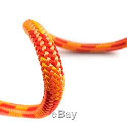 164ft / 50M Double Braid Rigging Line Rope 11.5mm for Lifting Work Pulley System