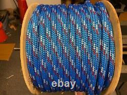 3/ 4 nylon double braid rope 300 feet Make America Great Again