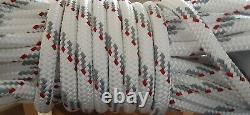 3/4 x 150 ft. Double BraidYacht Braid Polyester Rope. Made in the USA