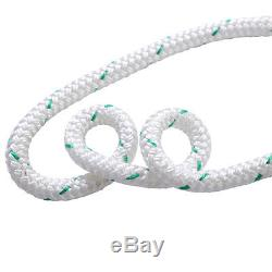 3/7 x 150 Double Braid Polyester Rope Sling 5900Lbs BREAKING STRENGTH NEW