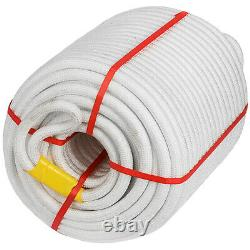 3/8 Double Braid Polyester Rope 300FT 8400 BREAKING STRENGTH