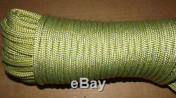 5/16 (8mm) x 139' Halyard Line, Dyneema Double Braid Line, Boat Rope - NEW