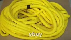 5/8 (16mm) x 100' Double Braid MFP Floating Tow Line, Anchor/Dock, Boat Rope