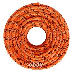5/8 Double Braid Polyester Rope Nylon Pulling Rope 8200LBS Load Sailing Rope