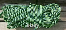 5/8 x 100 ft. Dendrolyne Double Braid Polyester Arborist / Industrial Rope