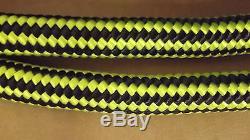 5/8 x 120' Double Braid Rope, Arborist Bull Rope, Rigging Line, Hoist Line, NEW