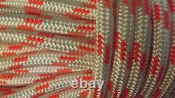 5/8 x 122' Double Braid Rope, Arborist Bull Rope, Rigging Line, Hoist Line, NEW