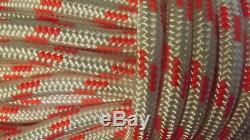 5/8 x 125' Double Braid Rope, Arborist Bull Rope, Rigging Line, Hoist Line, NEW