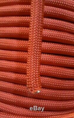 5/8 x 150' Double Braid Rope, Arborist Bull Rope, Rigging Line, Hoist Line, NEW