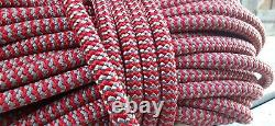 5/8 x 150 ft. Dendrolyne Double Braid Polyester Arborist / Industrial Rope