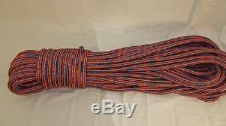 5/8 x 175' Double Braid Rope, Arborist Bull Rope, Rigging Line, Hoist Line, NEW