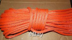 5/8 x 200' Double Braid Rope, Arborist Bull Rope, Rigging Line, Hoist Line, NEW