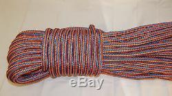 5/8 x 300' Double Braid Rope, Arborist Bull Rope, Rigging Line, Hoist Line, NEW