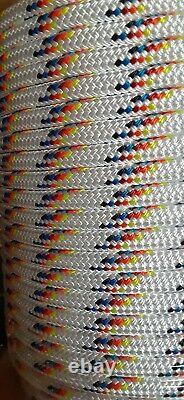 5/8 x 400 ft. Premium Double BraidYacht Braid Polyester Rope Spool