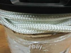 600' Roll Double Braided Nylon Rope 1 5/16 Circumfrance