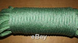 7/16 (11mm) x 112' Halyard Line, Dyneema Double Braid Line, Boat Rope - NEW