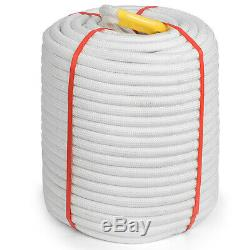 7/16 Double Braid Polyster Rope 600FT 8600 BREAKING STRENGTH