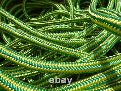 9/16 x 173 ft. Tight Double Braid Polyester Rope. Industrial/Rigging/Arborist