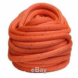 ALL GEAR AGBR34150 Bull Rope, PES/Nylon, 3/4 In. Dia, 150ft L