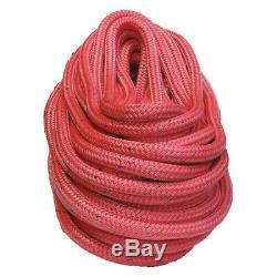 ALL GEAR AGBR58150 Bull Rope, PES/Nylon, 5/8 In. Dia, 150ft L