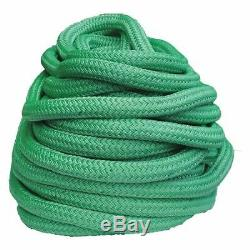 ALL GEAR AGBR78150 Bull Rope, PES/Nylon, 7/8 In. Dia, 150ft L