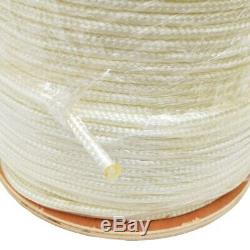 Attwood Boat Double Braided Rope 117533-1 3/8 Inch x 600 Foot Nylon