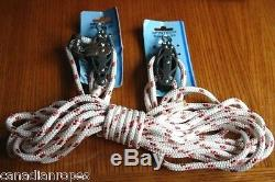 Boom Vang Spintech Series 35 5/16 Double Braided Polyester Rope