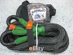 Bubba Rope Jumbo 1 1/2 X 30 Nylon Fiber Double Braid Tow Recovery Snatch Strap