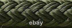 Double Braid Rope Spool, Black, 1/2 x 600' Seachoice