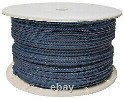 Double Braid Rope Spool, Navy, 3/8 x 600' Seachoice