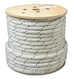Greenlee 35283 Double-Braided Composite Rope for Cable Pullers, 9/16-Inch by