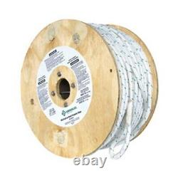 Greenlee 455 1/2 x 300' Double Braided Pulling Rope