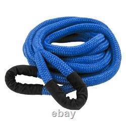 KingCord MIB448541 30' x 1-1/4 Kerr-Nylon Double Braid Rope