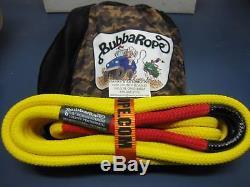 Lil Bubba Rope Marine1/2 X 25 Nylon Fiber Double Braid Boat Pontoon Tow Recovery
