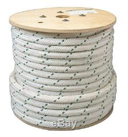 NEW Erin Rope 1 x 300' Double Braided Cable Pulling Rope