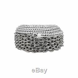 New 200'x1/2 Double Braid Rope & 15'x1/4 HT G4 Stainless Chain, Windlass, Rode
