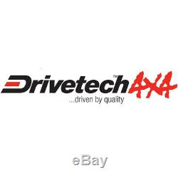 New Drivetech 4x4 Double Braided Nylon 4WD Recovery Rope 11,000Kg, 9m
