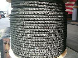 New England Maxim Apex Dynamic Rope 10.5mm x 120' Olive Drab, Double Braid Nylon