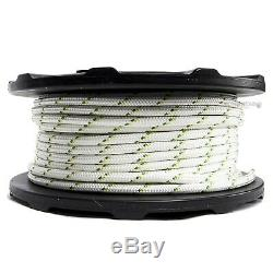 Portable Winch PCA-1213M Double Braided Polyester Rope 328ft. X 1/2in