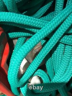 Rigging Line Rope, 1/2 In X 600 Ft, Double Braid