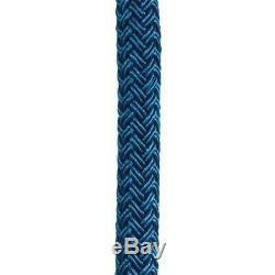 Samson 806032801560 Stable Braid Double Braid Rigging Rope, 1/2 x 150