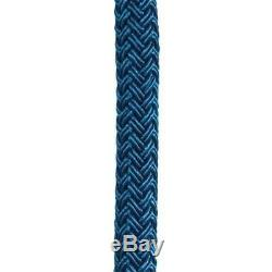 Samson 806032802060 Stable Braid Double Braid Rigging Rope, 1/2 x 200